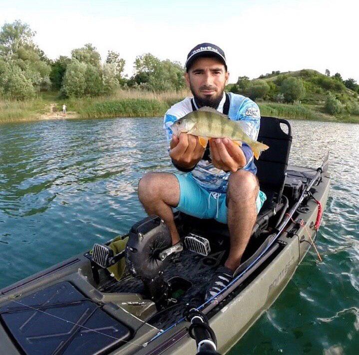 Юбилейный слет рыболовов