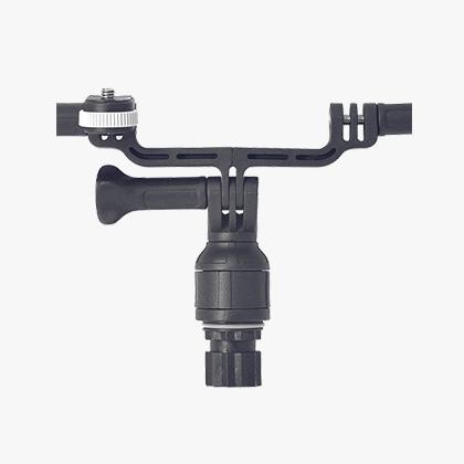 Держатель для экшн-камеры и навигационных огней Ng001